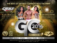 WBFF GC16 RESULTS