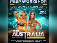 WBFF Prep Workshop – Melbourne