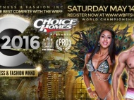 WBFF GC16 TICKETS