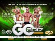 WBFF GC17 RESULTS