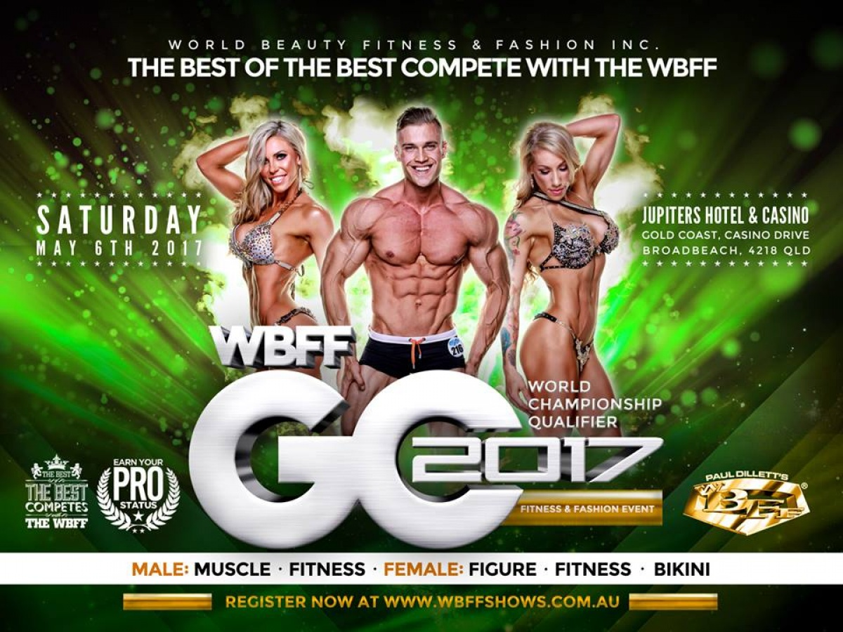 WBFF GC17 Fitness & Fashion Weekend
