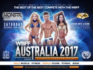 WBFF AUST17 RESULTS