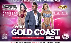 WBFF GC18 Fitness & Fashion Weekend
